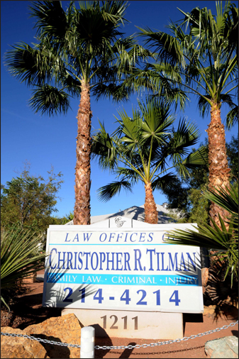 Law Office Of Christopher R. Tilman